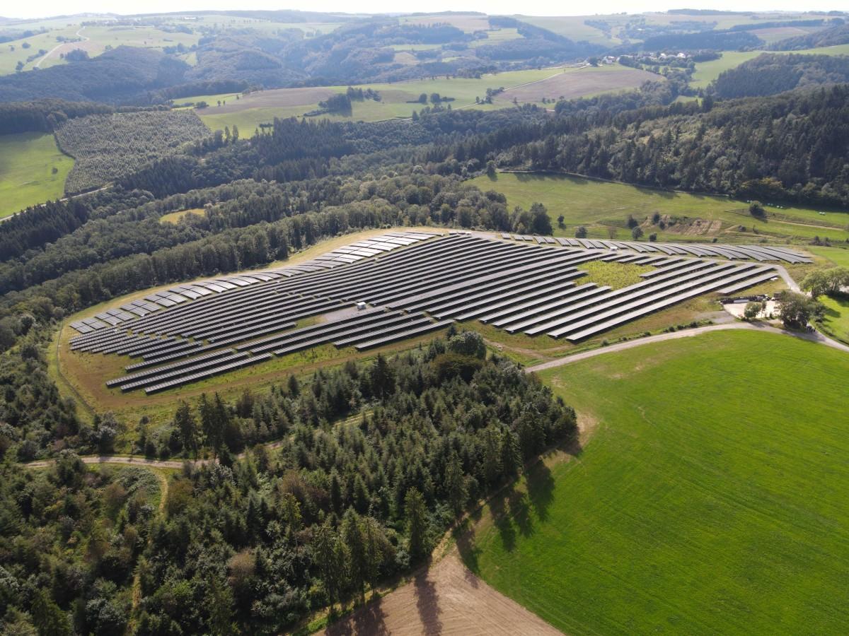 Solarpark Lauperath